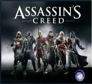 [PC] Серия игр Assassin's Creed (напр. Assassin's Creed Единство)
