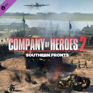 [PC] Company of Heroes 2 – Southern Fronts Mission Pack DLC (Steam) бесплатно