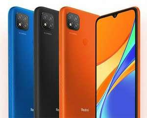 Смартфон Xiaomi Redmi 9C 2/32GB (Orange/Black/Blue)