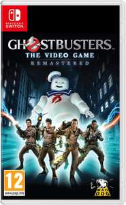 [switch] Ghostbusters: The Video Game Remastered