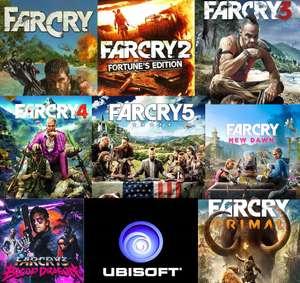 [PC] Серия игр Far Cry (напр. Far Cry 5 + Far Cry New Dawn Deluxe Edition Bundle)