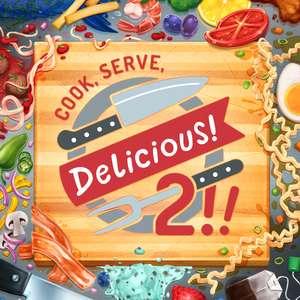 [Nintendo Switch] Cook, Serve, Delicious! 2