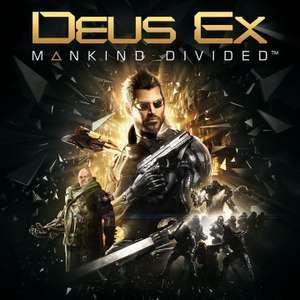 [PS4] Deus Ex: Mankind Divided