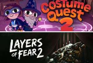 [PC] Costume Quest 2 и Layers of fear 2 бесплатно