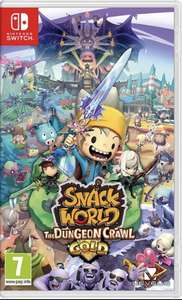 [Nintendo Switch] Nintendo Snack World: The Dungeon Crawl - Gold