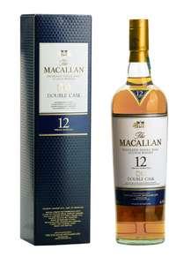 Распродажа алкоголя (старых акциз), например, Виски Macallan Макаллан Дабл Каск 12 лет 0,7 л