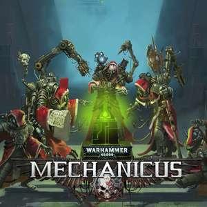 [PC] Warhammer 40,000: Mechanicus + бесплатные выходные
