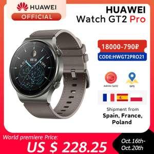 Умные часы Huawei Watch GT 2 pro