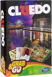 Настольная игра Hasbro Games Cluedo/Клуэдо/Клюэдо, дорожная версия