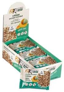 ProteinRex хлебцы Crispy 20%, 55 г (12 шт.), тайская дыня