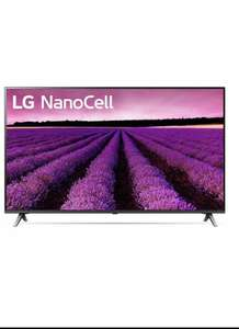 Телевизор 49SM8050PLC, 49'', NanoCell, Smart TV, Wi-Fi, DVB-T2 (цена в приложении)