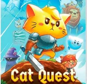 [Nintendo Switch] Cat Quest, Cat Quest II