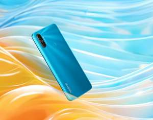 Смартфон realme C3 3/64GB (Blue & Red)