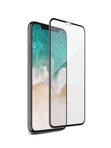 Защитное стекло Premium для Apple iPhone X/XS/11Pro с полным покрытием, прозрачное