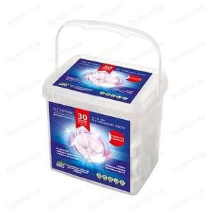 TECHPOINT All-in-one Eco-Diswasher таблетки для посудомоечной машины, 30 шт.