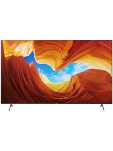 Телевизор Sony KD-55XH9096 (авторизация на сайте или в приложении)