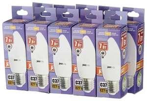Светодиодные лампочки jazzway PLED-SP 530lm E27 (7W) 10шт
