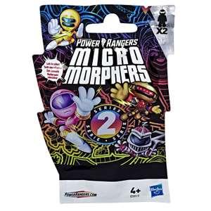 Игрушка Power Rangers в непрозрачной упаковке (Сюрприз) E5917EU4