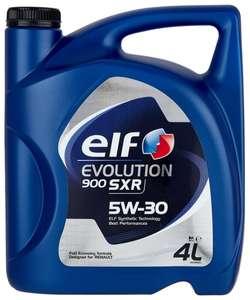 Моторное масло ELF Evolution 900 SXR 5W-30 4 л