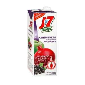 [Кострома] Нектар J7 тонус гранат, яблоко, 1.45л