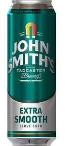 Пиво John Smith, тёмное, 0,5л