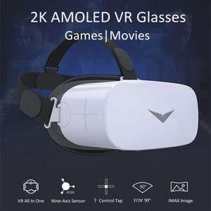 Android VR гарнитура с AMOLED 2К экраном