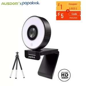 Веб-камера для стримминга Ausdom PA552