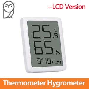 Термометр гигрометр с ЖК экраном
