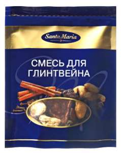 Приправа для глинтвейна SANTA MARIA, 37г, Эстония, 37 г