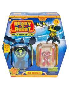 Игрушка MGA Ready 2 robot набор «Капсула + минибот» (красный)