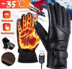 Перчатки с функцией обогрева IPRee 4-Modes за $10.99