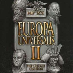 [PC] Europa Universalis II бесплатно