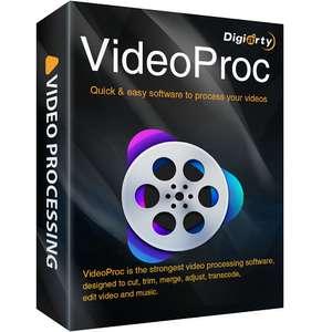 [PC, Mac OS] VideoProc v3.9 универсальный конвертер видео