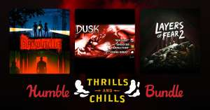 [PC] Humble Thrills & Chills Bundle (Steam) от 70 руб - например, DISTRAINT 2