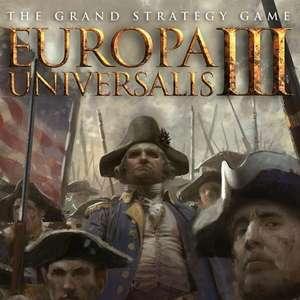 [PC] Распродажа Europa Universalis (например, Europa Universalis III)