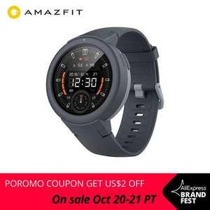 Смарт часы Amazfit Verge Lite Smartwatch GPS