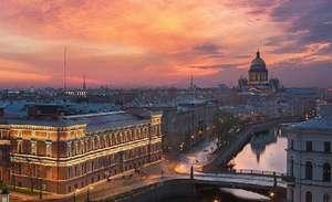 Тур в Санкт-Петербург из Перми на двоих за 6300 руб.