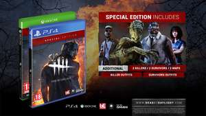 [PS4] Dead by Daylight: Special Edition