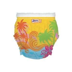 Трусики для плавания Libero Swimpants Small 7-12кг 6шт