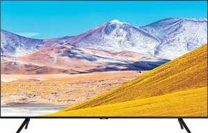 "4K UHD Телевизор Samsung UE75TU8000UX 75"", черный"