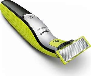 Триммер для бороды и усов Philips OneBlade QP2530/20 с 4 насадками-гребнями