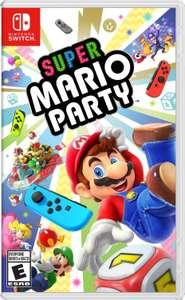 [Nintendo Switch] Super Mario Party