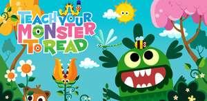 Teach Your Monster to Read: Учим ребенка читать по-английски