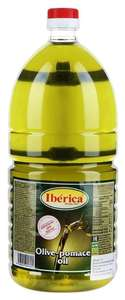 Iberica Масло оливковое Pomace, пластиковая бутылка, 2 л