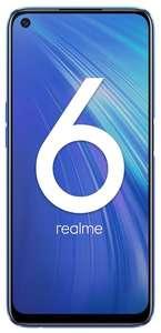 Смартфон realme 6 8/128 GB + в подарок наушники Jays x-Five Wireless