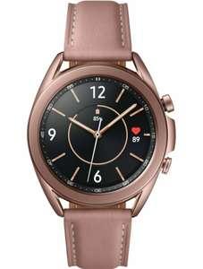 Смарт-часы Samsung Galaxy Watch3 41 мм (Бронзовая версия)