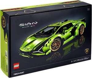 Конструктор LEGO Technic 42115 Lamborghini Sian FKP 37