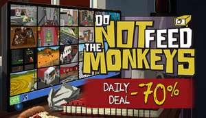 [PC] Do Not Feed The Monkeys