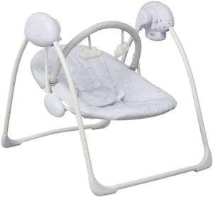 Качели Mothercare С первых дней (5 скоростей качания, 5-точечный ремень безопасности)