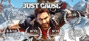 [PC] Just Cause 3 XXL Edition